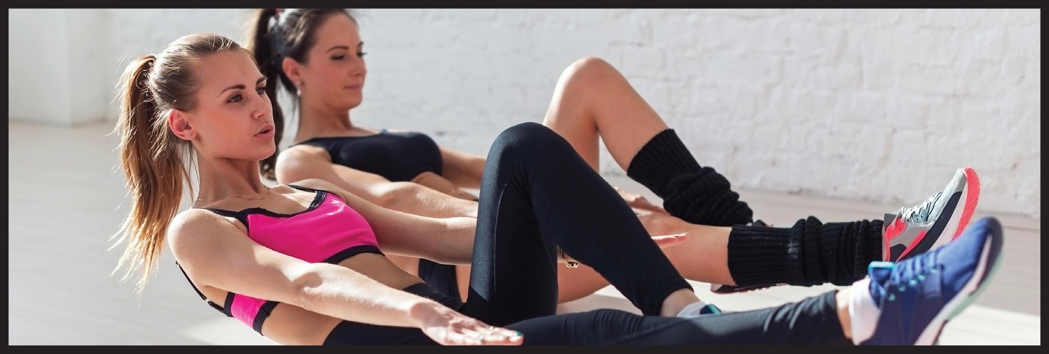 WMI Fitness Health and Wellness Header