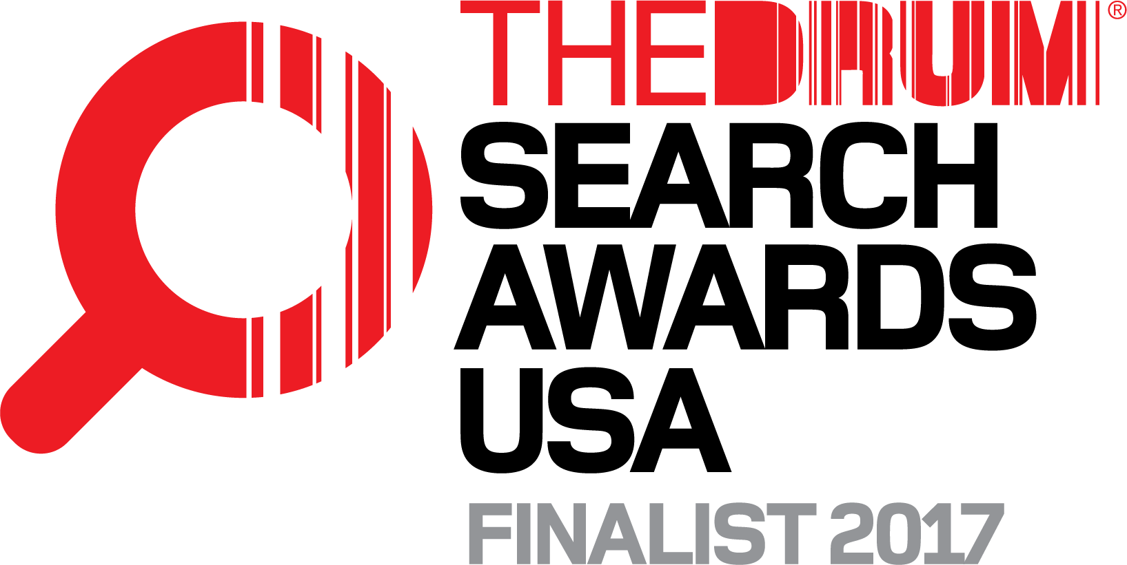 The Drum Search Awards USA Finalist 2017