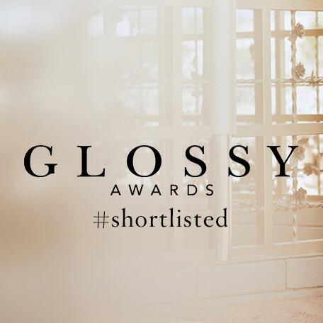 Glossy AWards Shortlist Logo